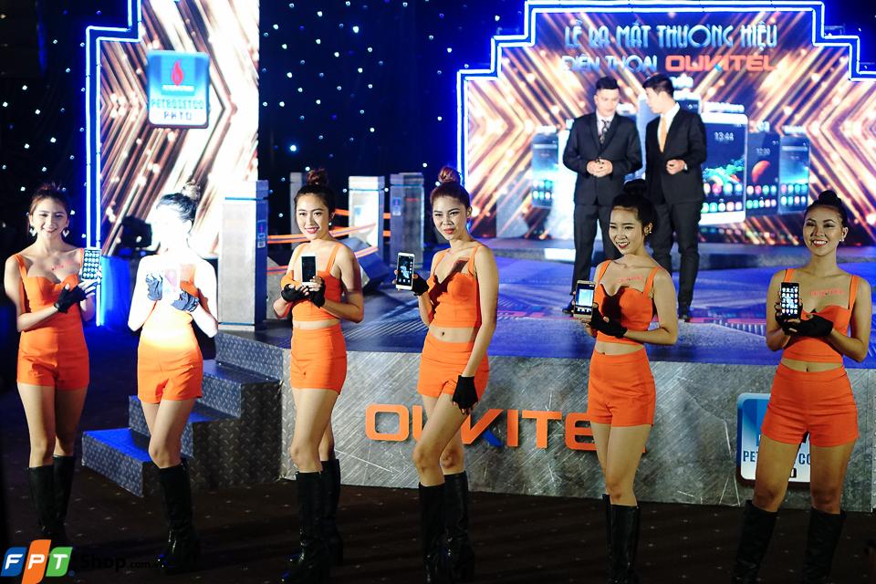 Oukitel chính thức ra mắt người tiêu dùng Việt Nam
