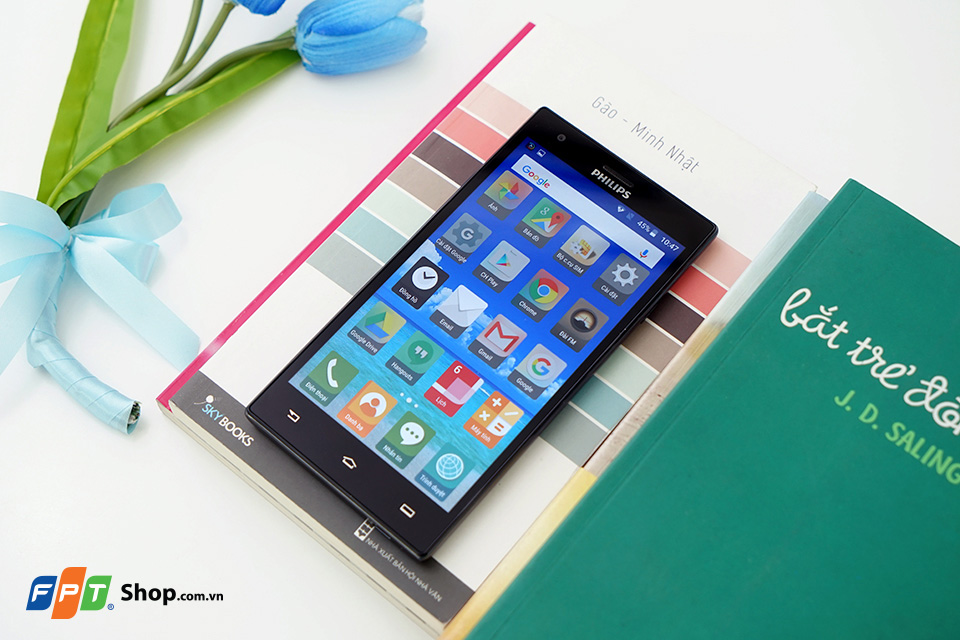 Mở hộp Philips S616