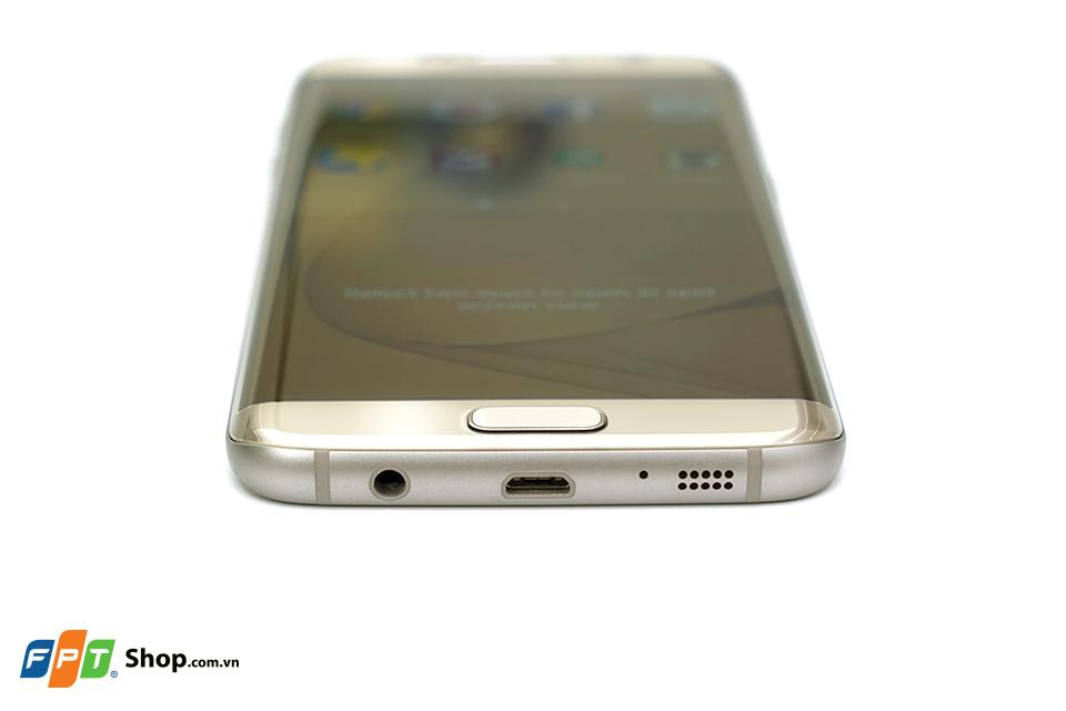 Mở hộp Galaxy S7 Edge chính hãng tại FPT Shop