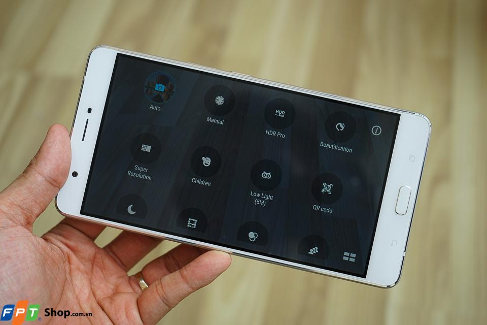 Trên tay ASUS ZenFone 3 Ultra