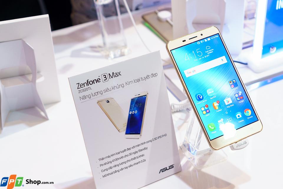 ASUS giới thiệu loạt sản phẩm mới tại thị trường Việt Nam