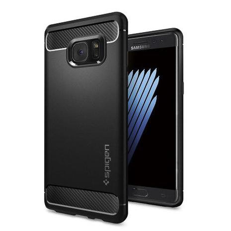 Hình ảnh loạt phụ kiện dành cho Galaxy Note7