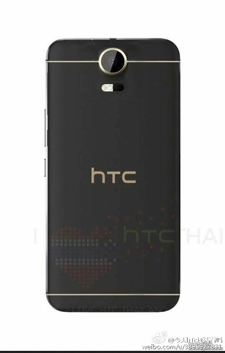 Rò rỉ thiết kế HTC Desire 10
