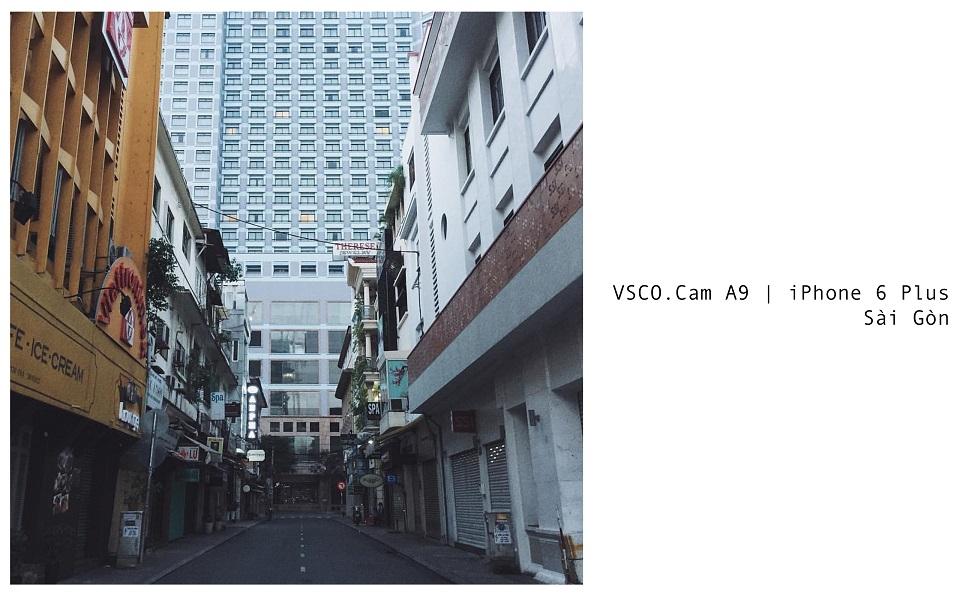 Hướng dẫn chỉnh sửa ảnh cực đẹp với filter A9 từ VSCOCam