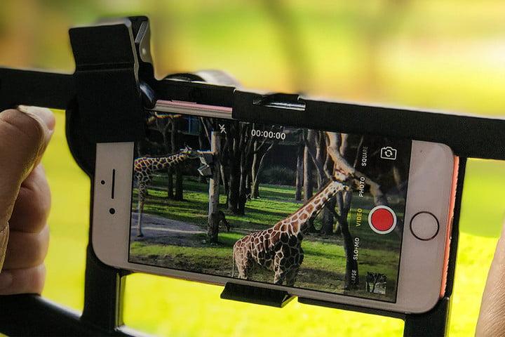 Khung làm phim iOgrapher (50 – 60 USD)