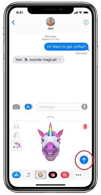 Hướng dẫn sử dụng Animoji trên iPhone X 5