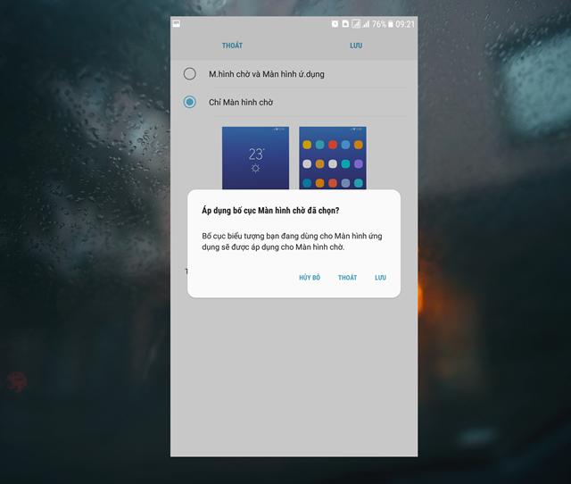 Cách cài đặt giao diện Grace UX mới của Galaxy S8 lên S7 8