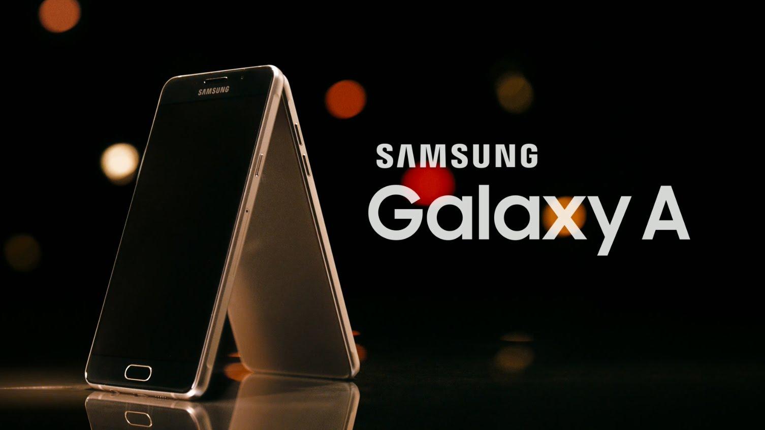 Galaxy A3, A5 và A7 (2017) chuẩn bị xuất hiện?