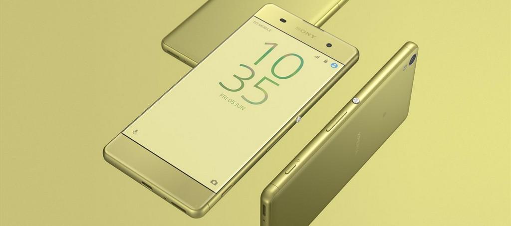 Sony Xperia XA nhiều màu sắc cho giới trẻ lựa chọn