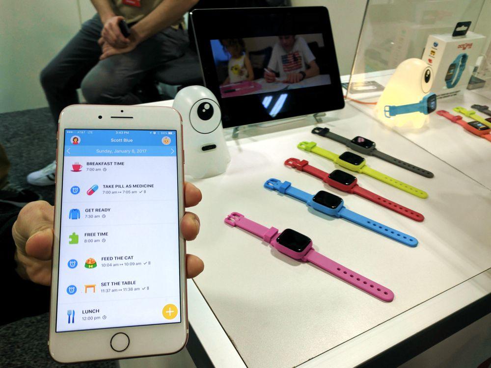 Sử dụng ứng dụng Octopus trên Android hoặc iPhone