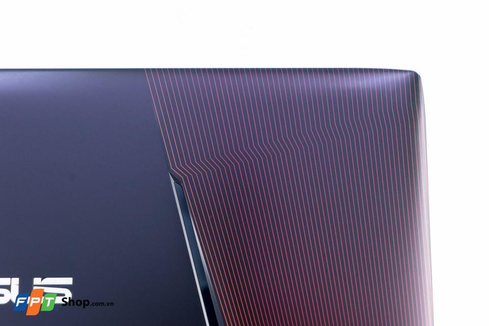 Asus FX553VD sự lựa chọn quá tốt dưới 20 triệu