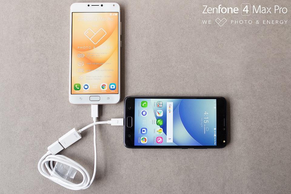 So sánh OPPO A83 và Zenfone 4 Max Pro (ảnh 11)