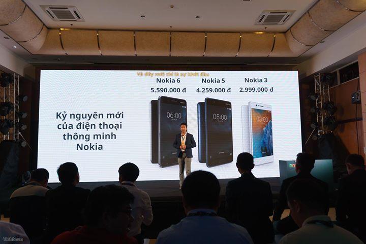 Những thông tin cần biết về smartphone Nokia 3 (ảnh 10)