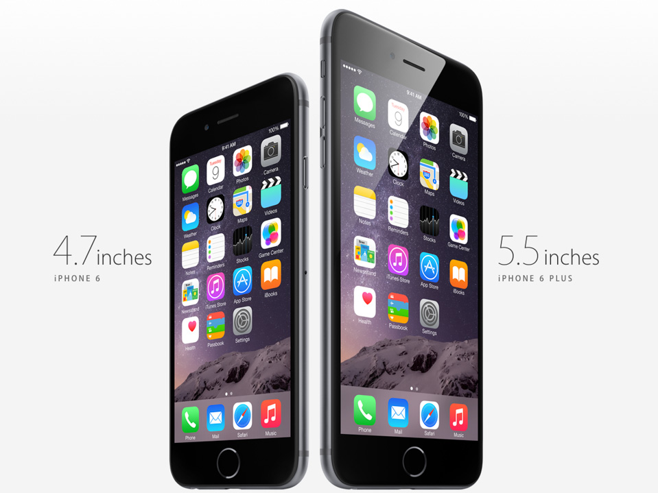 iPhone 6 và iPhone 6 Plus (ảnh 3)
