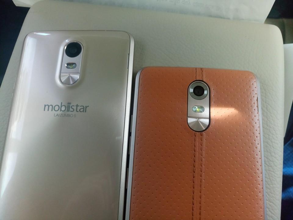 Mobiistar sắp bán ra điện thoại có mặt lưng da giống LG G4
