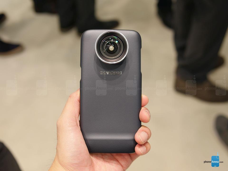 Trên tay ống kính Samsung Tele và Samsung Wide cho Galaxy S7/S7 Edge