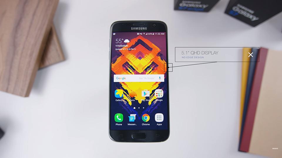 Đánh giá chi tiết khả năng chơi game của Samsung Galaxy S7/S7 Edge: tốt nhất trong thế giới Android