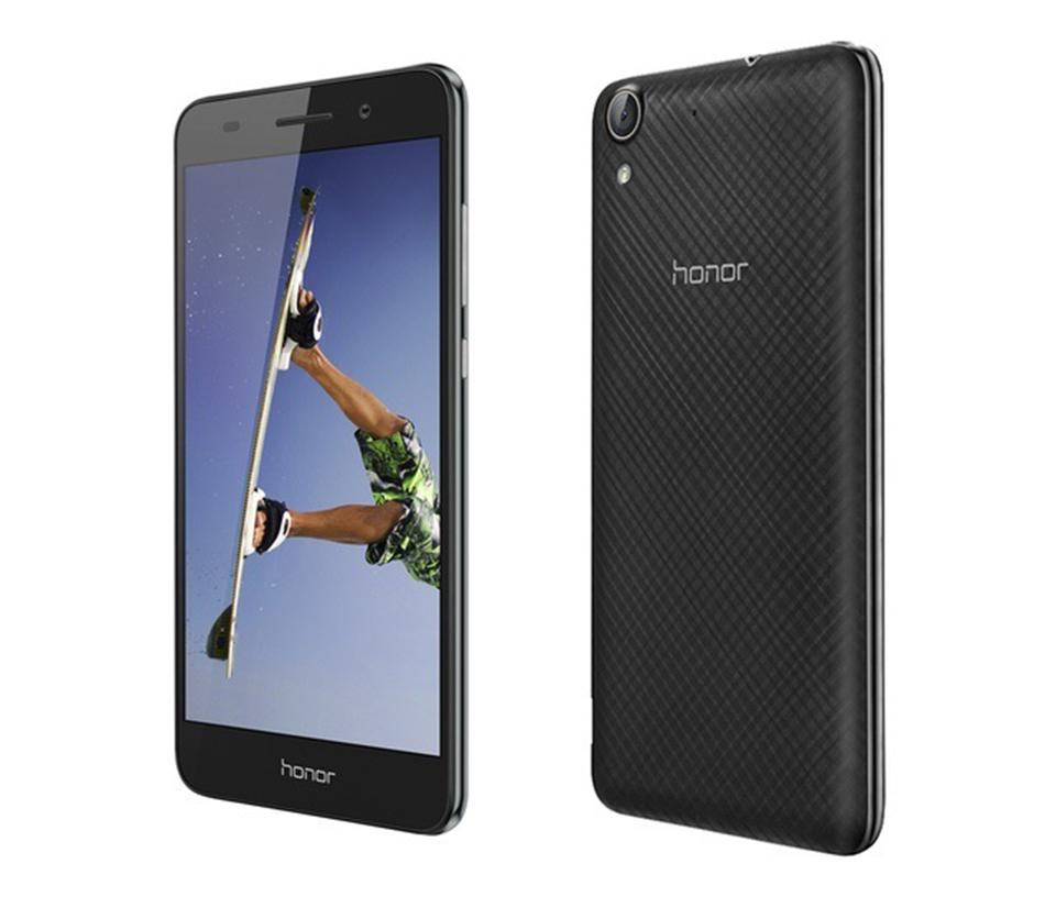 Huawei ra mắt điện thoại giá rẻ Honor 5A chạy Snapdragon 617, có kết nối 4G LTE, 5.5