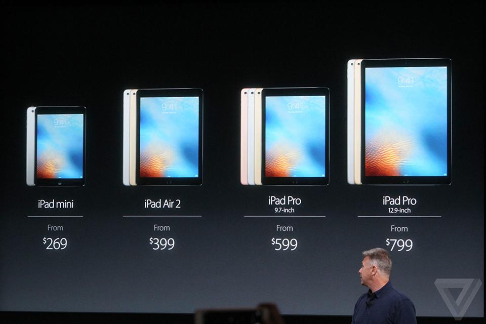Apple sẽ bỏ iPad mini và tập trung vào phát triển màn hình cong?