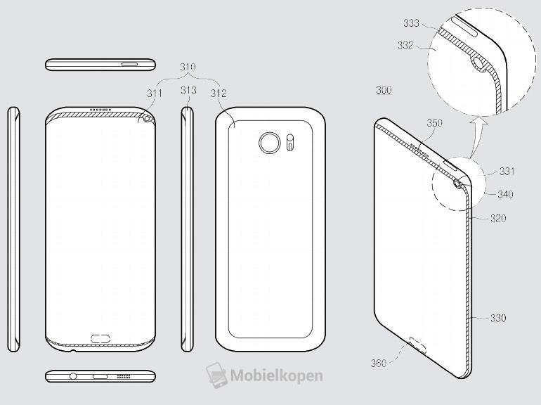 Smartphone Samsung sẽ có