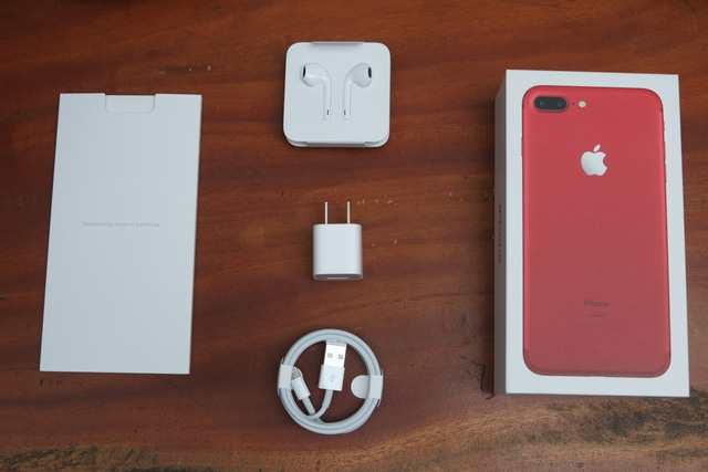 Phụ kiện iPhone 7 Plus (PRODUCT) RED