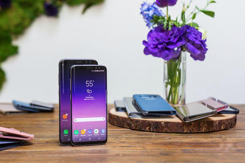 Đối thủ lớn nhất của Galaxy S8 Plus chính là... Galaxy S8
