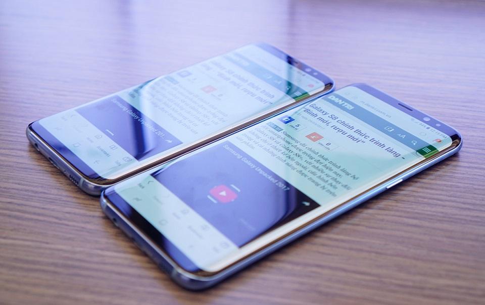 Galaxy S8 Plus và Galaxy S8