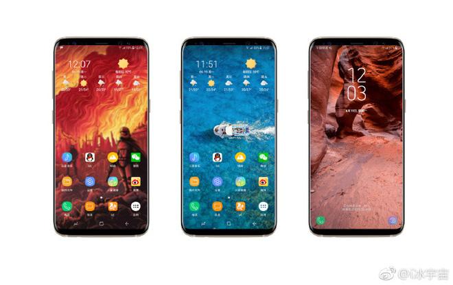 Galaxy Note 8 tiếp tục lộ diện cấu hình trước ngày ra mắt