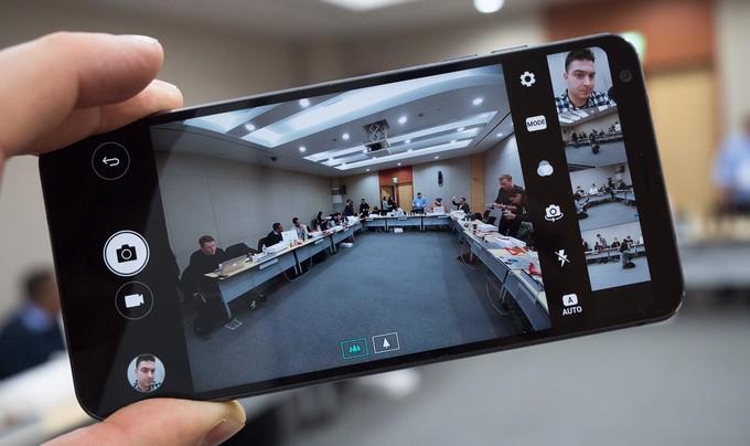 Đánh giá nhanh camera trên LG G6