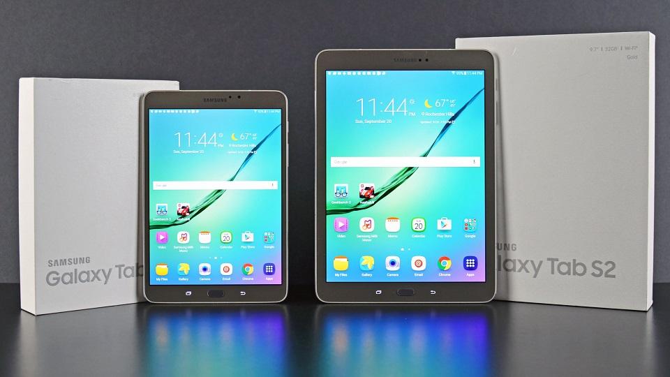 Galaxy Tab s3 nhận được chứng chỉ WiFi