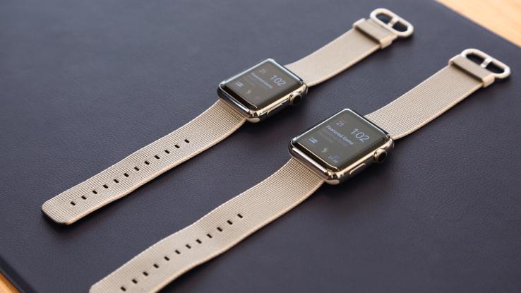 Thị trường Smartwwatch tiếp tục tăng trưởng ấn tượng