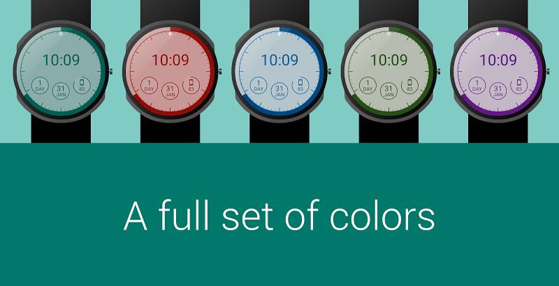 10 mặt đồng hồ Android Wear tốt nhất