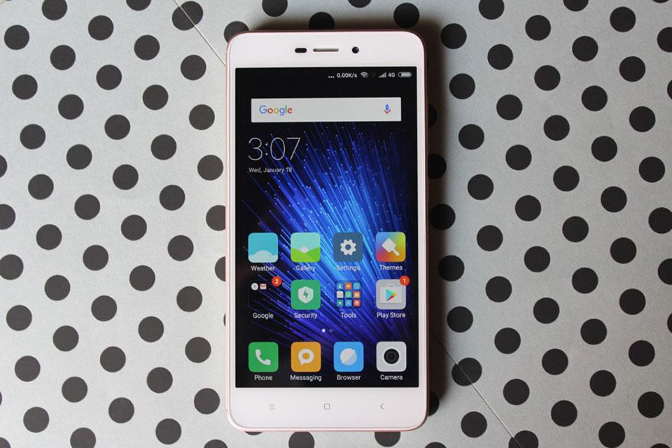 Đánh giá nhanh Xiaomi Redmi 4A