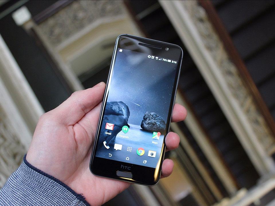 HTC One A9 chính thức được cập nhật Android 7.0