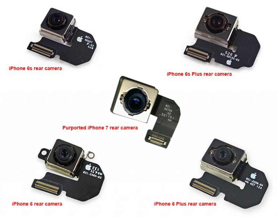 Camera trên iPhone 7 sẽ có chống rung quang học OIS