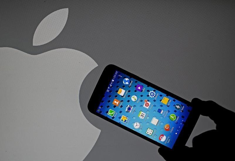 Apple thắng kiện, Samsung rơi vào thế bất lợi