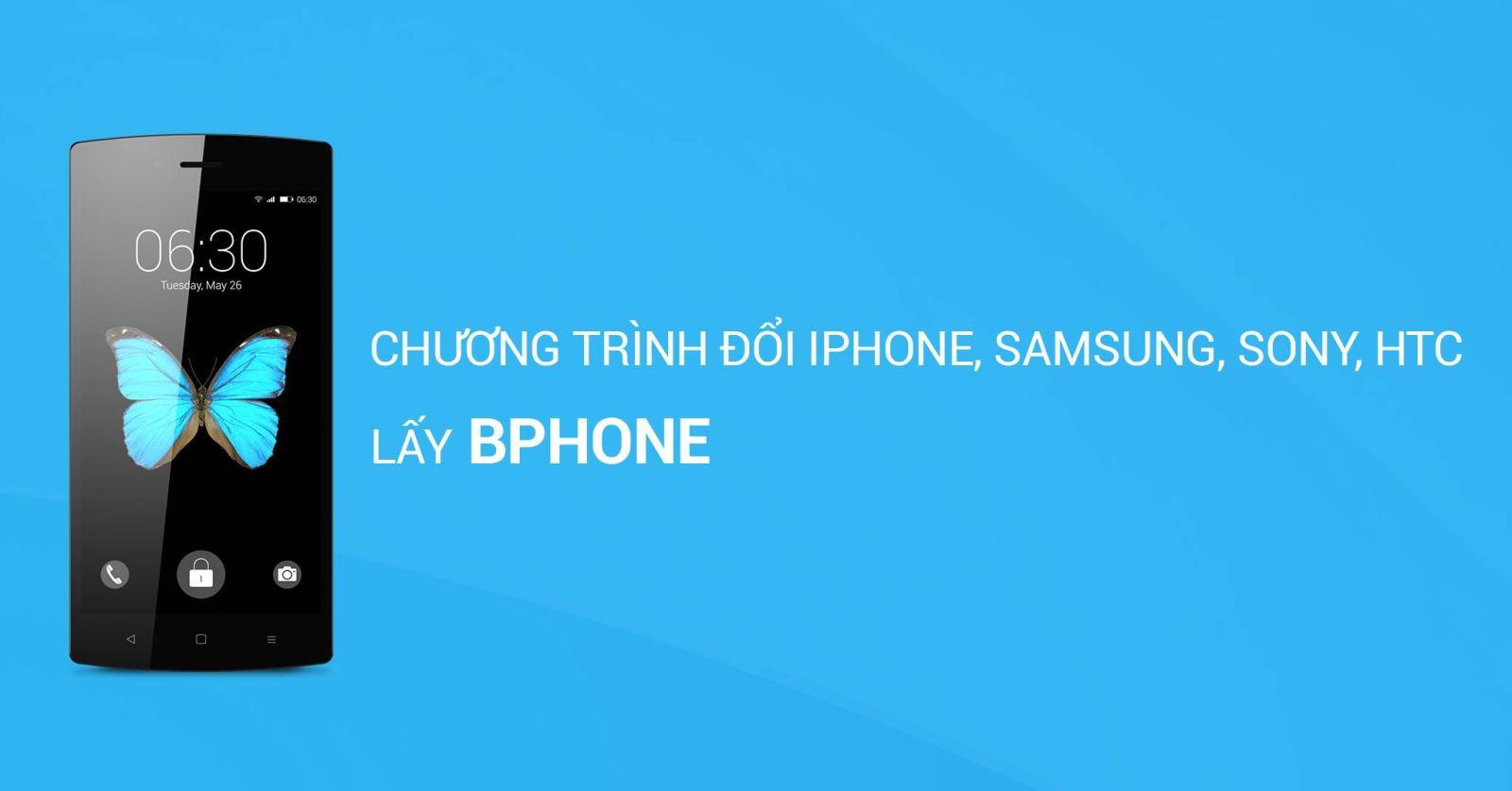 BKAV ảo tưởng với chương trình đổi smartphone cao cấp lấy BPhone