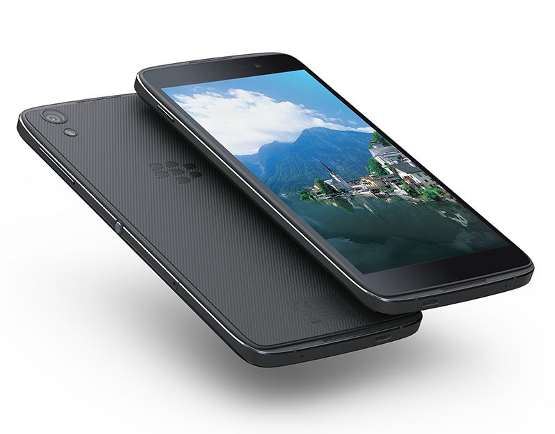 BlackBerry ra mắt DTEK50: Snapdragon 617, màn hình FHD, Android 6.0 Mashmallow