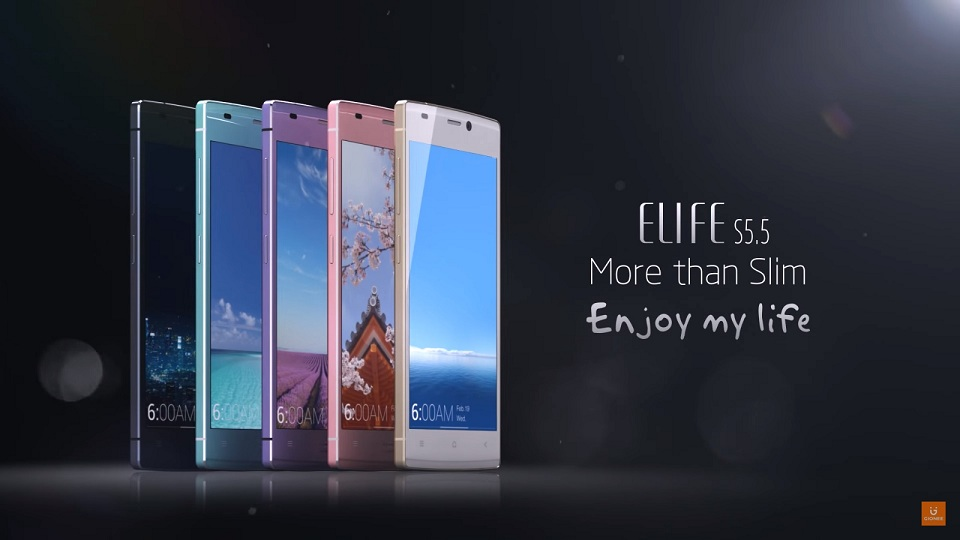 Danh gia gionee elife s5 5