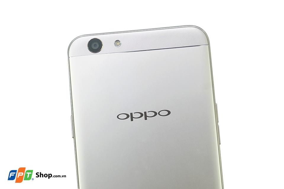 Đánh giá nhanh điện thoại OPPO F1s