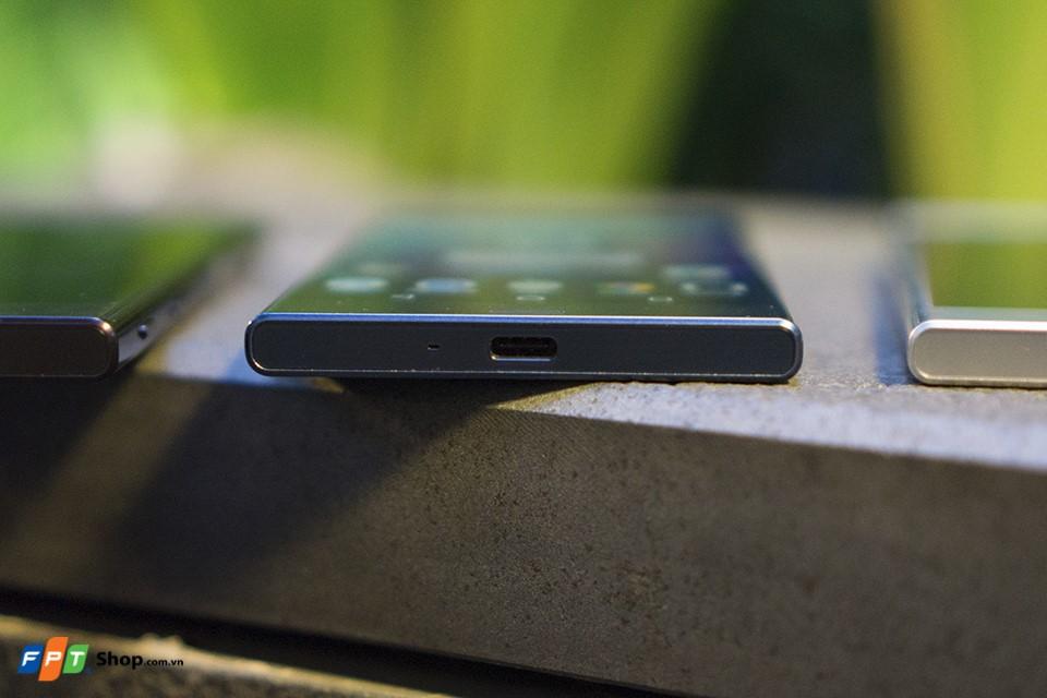 Đánh giá toàn diện Sony Xperia XZ 1