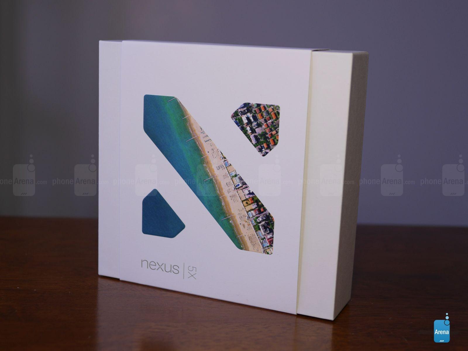 Đập hộp Google Nexus 5X 5