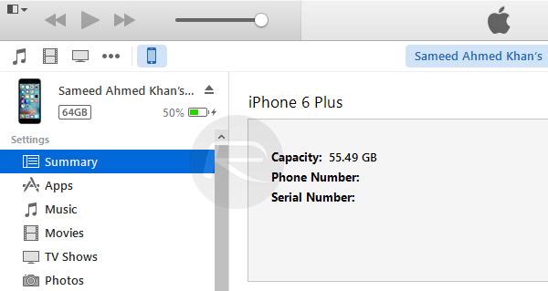 FPT Shop hướng dẫn hạ cấp từ iOS 9.2 xuống iOS 9.1 3