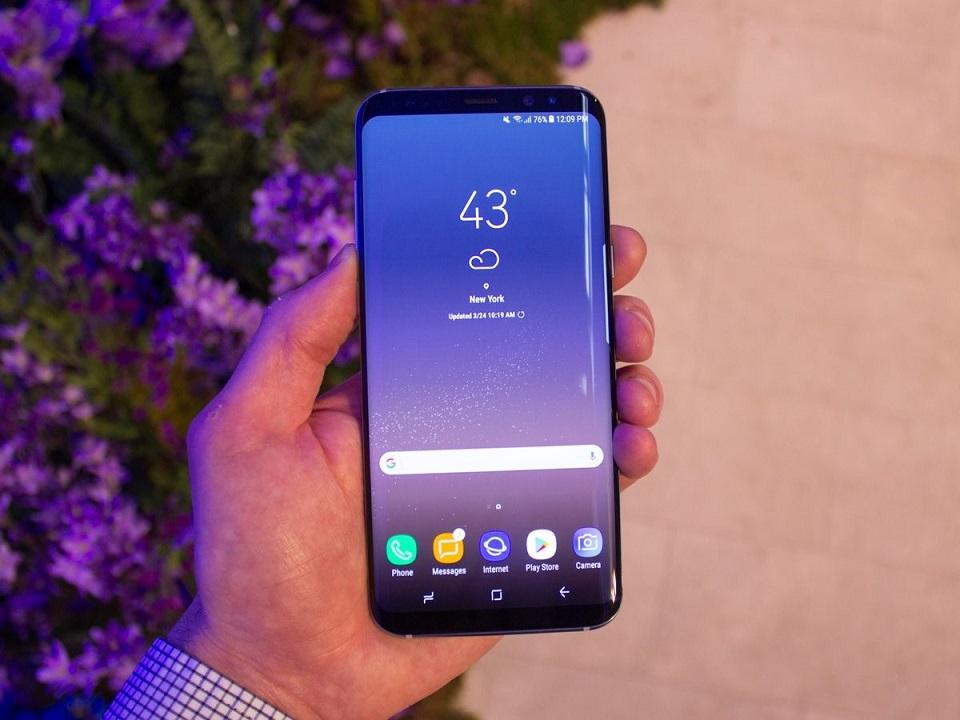 """Galaxy S8 sẽ có thêm phiên bản """"nồi đồng cối đá"""" trong thời gian tới"""