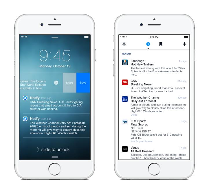 Giới thiệu Facebook Notify 2