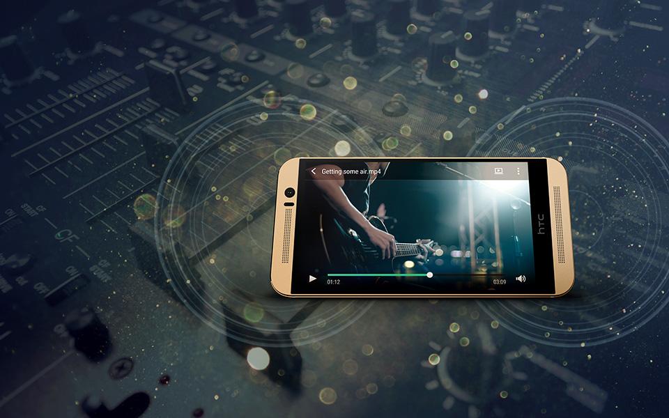 HTC One M9s chính thức ra mắt tại Đài Loan 2