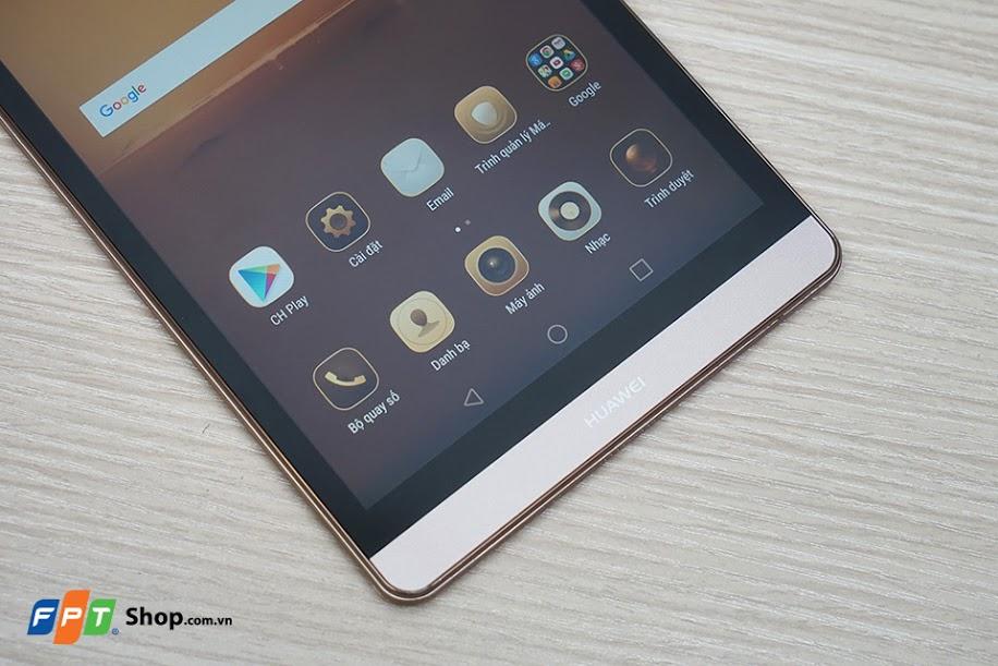 Huawei Mediapad M2 8.0 có giá bao nhiêu khi về Việt Nam?