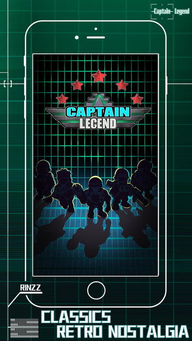 Captain Legend: Reborn (4,99 USD)