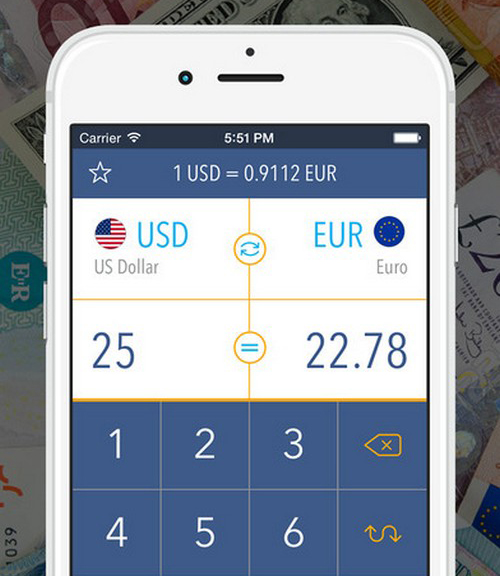 Currency Converter (4,99 USD)