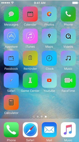 Thao tác đơn giản giúp cài theme lên iPhone không cần jailbreak
